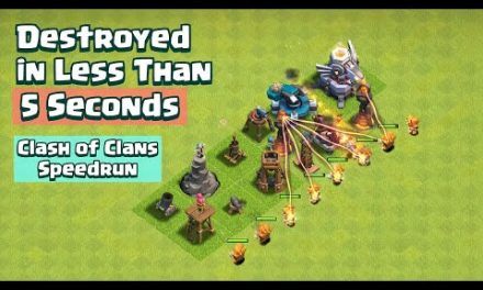 Level 1 Defense Formation Speedrun | Clash of Clans