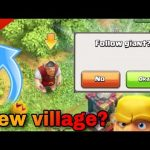 3rd Village In Clash Of Clans😱 | New Single Player Mode (concept/idea) Possible In The Next Update