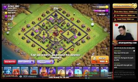 COC LOVE vs DASTAN (IRAN) CWL TH13 ATTACK Clash of clans | Akari Gaming