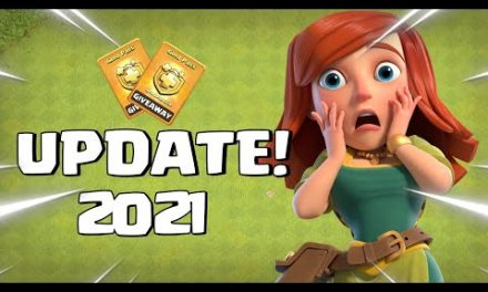 January UPDATE  In Clash of Clans ( COC ) 2021