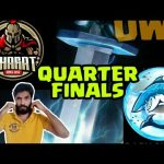 UWL..QUARTER FINALS…BHARAT VS BABY SHARKS ESPORTS…CLASH OF CLANS…COC…