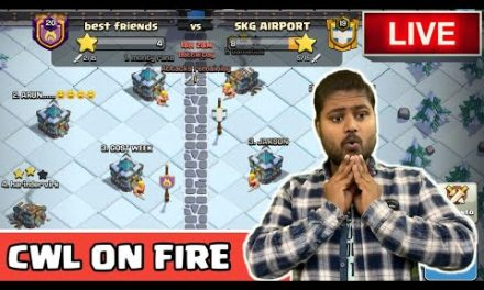 CWL ON FIRE LIVE HINDI FACECAM STREAM CLASH OF CLANS