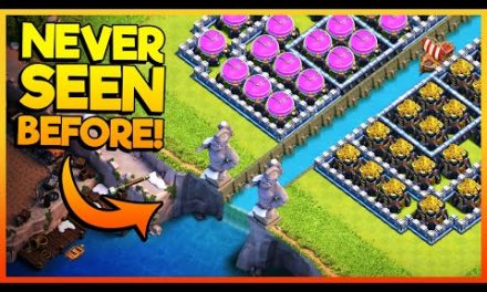 RIVER BETWEEN THE CLASH OF CLANS BASE – NEW UPDATED CoC BASE
