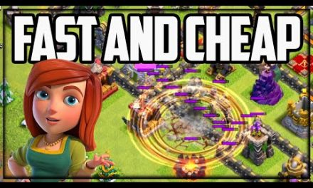 FAST and CHEAP! Clash of Clans Gold Pass Clash #54