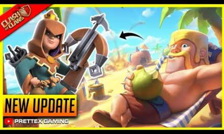 New Update – When Lunar Update is Coming in Coc | February Update in Clash of Clans 2021