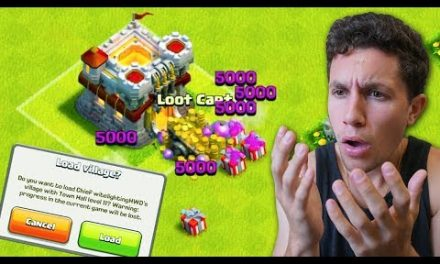 TOP PLAYER LOGS IN FOR THE FIRST TIME IN YEARS… (Clash of Clans)