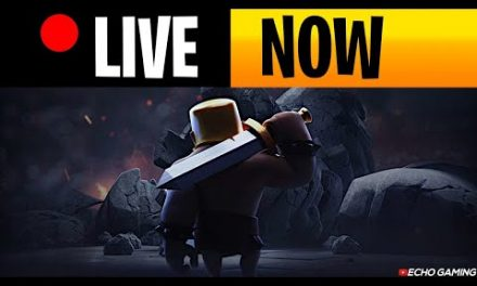 Clash of Clans Live With an ANNOUNCEMENT