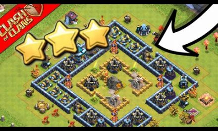 How To Three Star Hog Mountain Challenge ! New Update, New Scenery………..Clash of Clans…Coc..