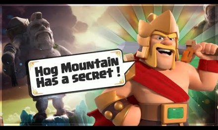 Hog Mountain Challenge  has a Twist ! (Clash of Clans Lunar update 2021)
