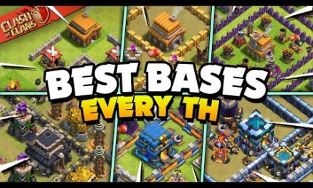 Best Bases for Every Town Hall Level (Clash of Clans)