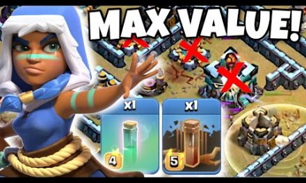 NEWEST Royal Champion TRICK gives MAX VALUE! Clash of Clans eSports | Vertex Cup PLAYOFFS