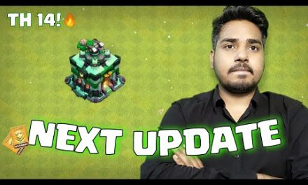 Next Update Townhall 14 (TH14 ) Clash of Clans!