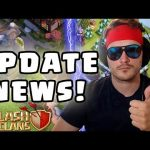 UPDATE NEWS! 😍 Clash of Clans * CoC [deutsch/german]