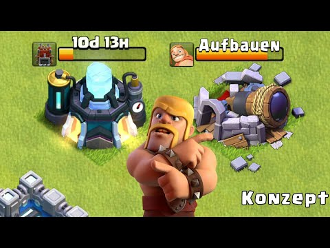 EIN ZWEITES LABOR?! 😏🤔 Clash of Clans * CoC * Update Fragen