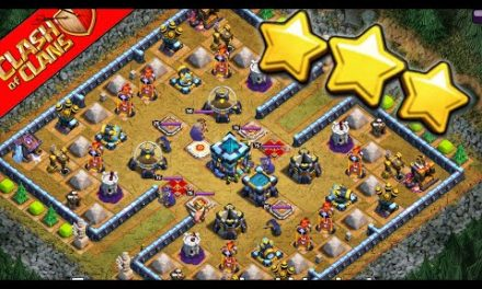 How to Three Star Last town hall 13 challenge easily ! Coc Update ! Hammer jam………..Coc