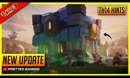 Coc Next Update – New Town Hall 14 (TH14) Hints Clash of Clans!