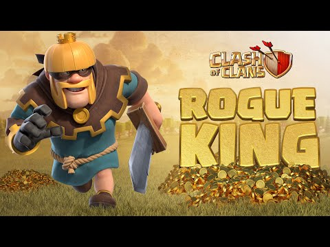 The Tale Of The Rogue King (Clash Of Clans Season Challenges)