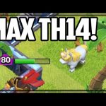 Town Hall 14 MAX ATTACKS – Clash of Clans