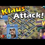 Klaus Attack with GOLEMS at TH 14 in Clash of Clans!