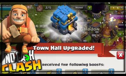 Town Hall 12 FREE TO PLAY! No Cash Clash of Clans #182