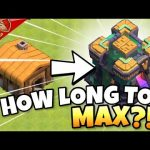 HOW LONG to UPGRADE TH2 to TH14?! THAT'S INSANE!! 🤯 | Clash of Clans