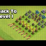 Level 1 Troops VS Level 1 Defense Formation | Clash of Clans