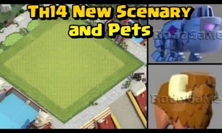 Clash of Clans Town Hall 14 Update | coc April update 2021 | coc new Heroes Pets and new scenary