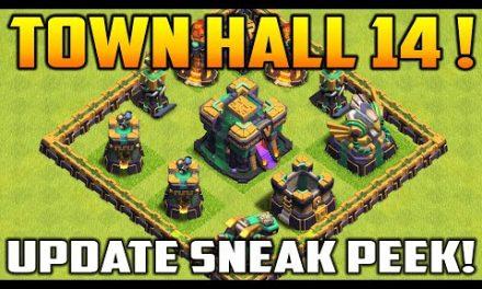 TOWN HALL 14 SNEAK PEEK ! Clash of Clans UPDATE April 2021