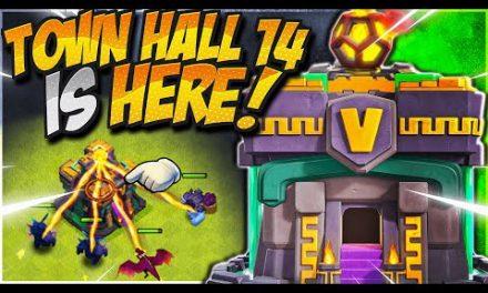 Town Hall 14 REVEALED! Clash of Clans Update Sneak Peek #1!