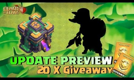 TOWN HALL 14 ( TH 14 ) UPDATE Live! Things To Know in Clash of Clash – COC