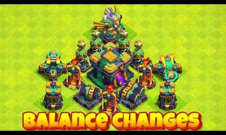 """Th2-14 Balance changes!! """"Clash Of Clans"""" April update 2021"""