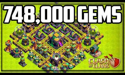 GEM to MAX the Clash of Clans UPDATE? How, and HOW MUCH?