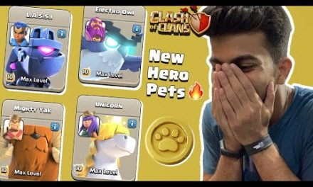 New Hero Pets on Town Hall 14 Update in Clash of Clans – COC
