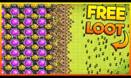 100,000,000 LOOT AVAILABLE TROLL BASE – BEST UPDATED CLASH OF CLANS TROLL BASE