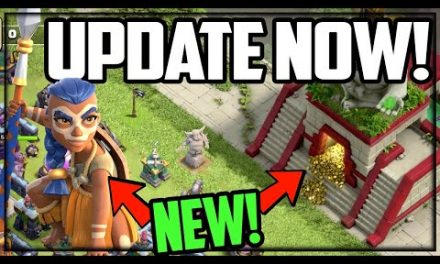 TOWN HALL 14 is HERE! Clash of Clans UPDATE and MORE!