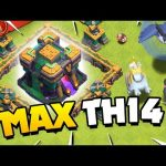 Max Town Hall 14 Gameplay in Clash of Clans!
