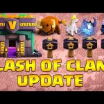 Th14 Upgradation Clash Of Clans Update Spring 2021 !! Clash Of Clans Pets Town Hall 14